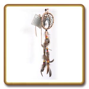 dream-catchersgourds-S&S Handcrafted Art & Gifts