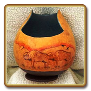 gourds-S&S Handcrafted Art & Gifts