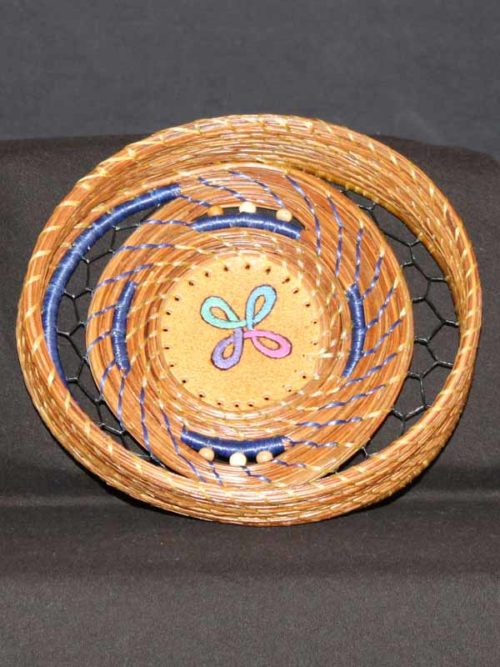 Free Form Webbed Basket
