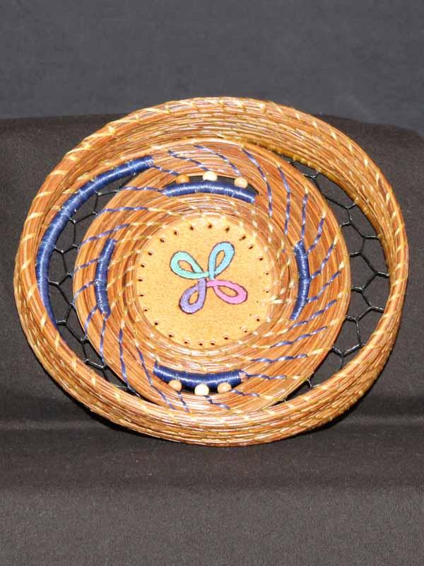 Free Form Webbed Basket