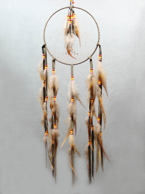 Tear Drop Single Dream Catcher